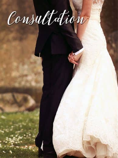 Wedding and Event Consultation