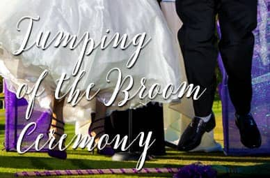 Jumping of the Broom Ceremony